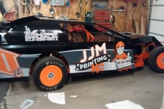 Racing Car Wrap